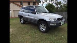 1998 Toyota RAV4 Wagon Arundel Gold Coast City Preview