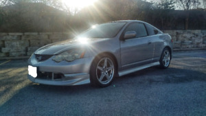 2002 Acura RSX Manual Transmission