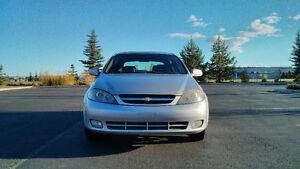 2005 Chevrolet Optra Hatchback