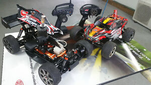 Traxxas 2x4 hpi 4x4 buggy