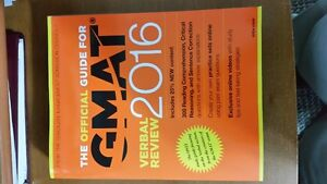 Official Guide for GMAT Review 2016 Cambridge Kitchener Area image 3