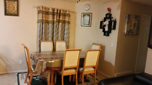 This  2 bedroom main floor suite is for rent