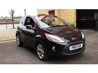 2011 Ford Ka 1.2 Titanium 3dr Manual Petrol Hatchback
