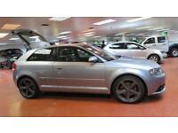 2006 AUDI A3 2.0 T FSi S LINE Special Edition Full Leather Voice Com m Bluetooth