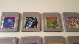Nintendo GameBoy Games ($10 each)