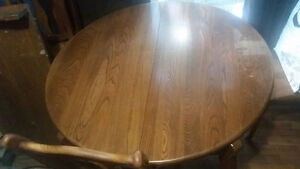 Victoriaville Dining Table/6 chairs - Buffet & Hutch Kawartha Lakes Peterborough Area image 8