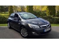 2012 Vauxhall Astra 1.6i 16V Excite 5dr Manual Petrol Hatchback
