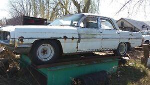 1962 Oldmobile super 88