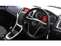 2013 Vauxhall Astra 1.6i 16V SRi 5dr Manual Petrol Hatchback