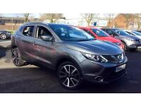 2016 Nissan Qashqai 1.5 dCi Tekna 5dr with Panoram Manual Diesel Hatchback