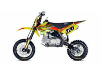 STOMP Z2-140R PIT BIKE MOTO CROSS OFF ROAD MONKEY BIKE