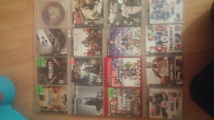 500gb ps3 16 games 2 wireless controllers