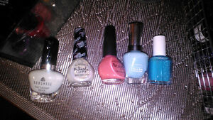 15 Nail polishes!! Brand New!! Cambridge Kitchener Area image 5
