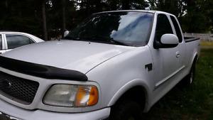 2003 Ford F150 XLT XCAB SB 4X4 AUTOMATIC