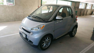 2008 limited edition smart car