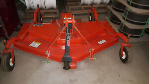 Kubota Rear Discharge Mower