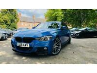 2016 BMW 3 Series 2.0 330e 7.6kWh M Sport Auto (s/s) 4dr Saloon Petrol Plug-in H