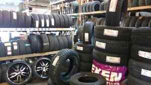 WINTER TIRE SALE! NEW AND USED!