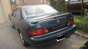 1996 Toyota Camry LE for sale