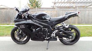 2008 GSXR low kms!! Kingston Kingston Area image 2