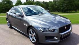 2017 Jaguar XE 2.0d (180) R-Sport - Great Sav Automatic Diesel Saloon