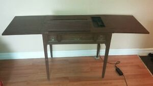 Sewing Machine Table Excellent Condition