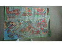 Child's play mat