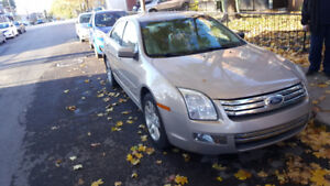 2008 Fusion SEL. AWD. Leather seats. Only 96000km