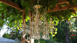 Chandeliers sale for $25