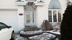 private House for rent in Boisbriand.