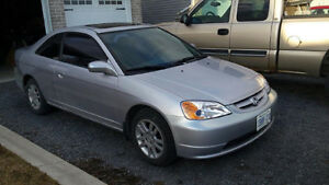 2003 Honda Civic Si Coupe Coupe (2 door)