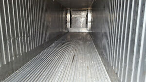 Weather Proof, Used 20' Shipping Containers - $1,200/container