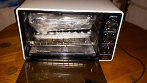 Toaster oven.