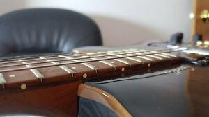 Guitare Godin Flat V x noir Saint-Hyacinthe Québec image 8