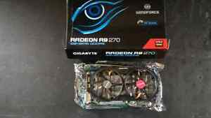 Gigabyte Radeon R9 270 video card