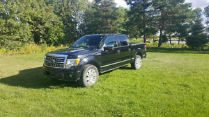 2009 Ford F-150 Platinum Pickup Truck