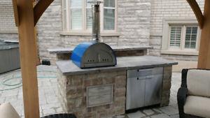 """Outdoor Pizza Oven """"Bambino"""""""