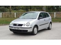 2003 Volkswagen Polo 1.4 S 5dr (a/c)