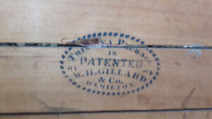 I have a 1894 Tea Chest for sale Kitchener / Waterloo Kitchener Area image 4