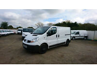 Renault Trafic 2.0TD SL27dCi 115, MOT 9.17, Good condtion, Choice of 5