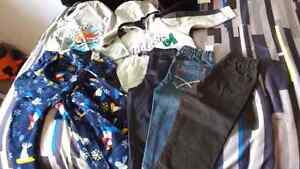 Brand new 18-24 month toddler boys clothing lot sale $20 takes