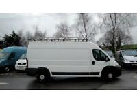2010 FIAT DUCATO 2.3 Multijet MAXI LWB High Roof Van NO VAT