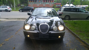 2000 jaguar S-type 3.0L fully loaded