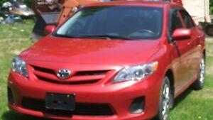 2012 Toyota Corolla ce Sedan