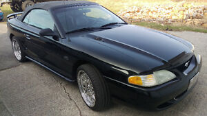 1994 MUSTANG GT 5.0 CONVERTIBLE INSPECTED FOR SALE!!!!