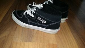 Vans Half Cab Shoes - Like New!!