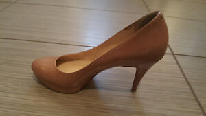 Nude Blush Rose Color 3'' High Shoe for Sale