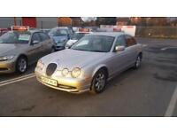 1999 V JAGUAR S-TYPE 3.0 V6 AUTO 4 DOOR,VERY NICE LOW MILEAGE EXAMPLE.SH.2 KEYS.