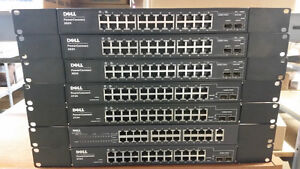 Dell PowerConnect Switchs