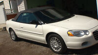 2006 Chrysler Sebring Active Convertible